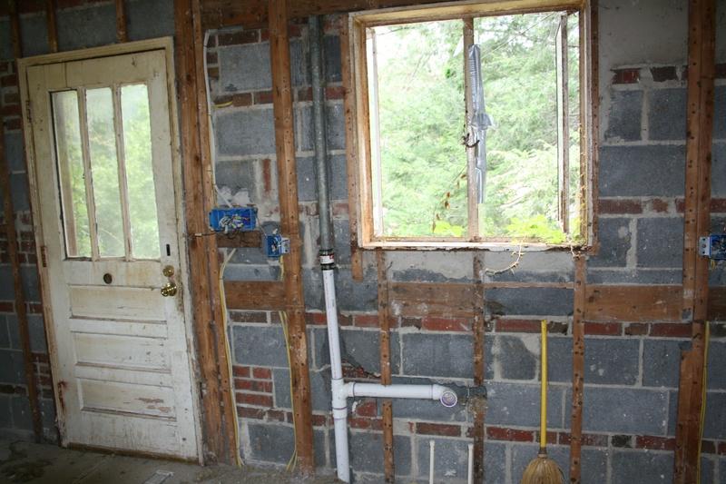 side entrance/kitchen-BEFORE