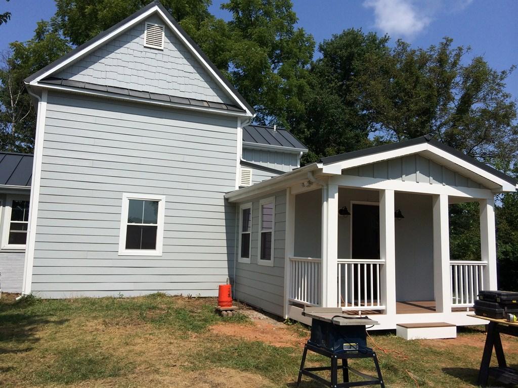 New Azek Porch
